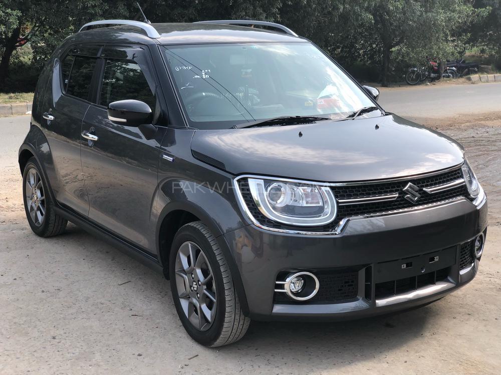 Suzuki Ignis 2016 Image-1