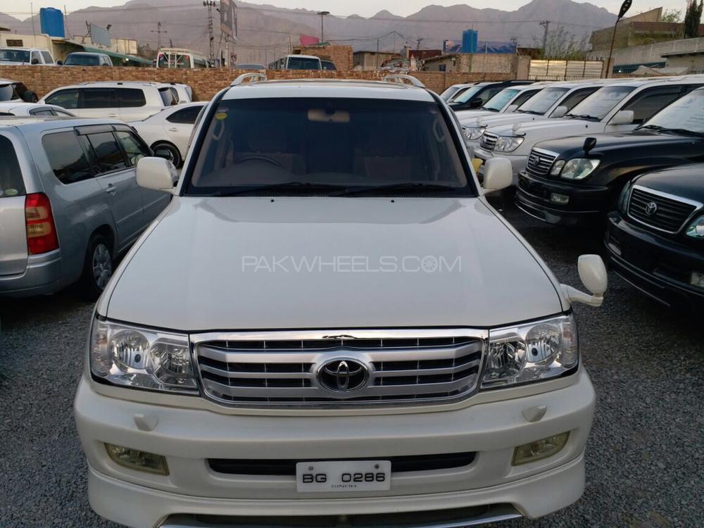 Toyota Land Cruiser VX Limited 4.7 1999 Image-1