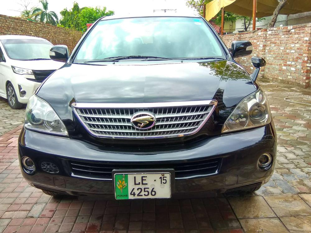 Toyota Harrier 2009 Image-1