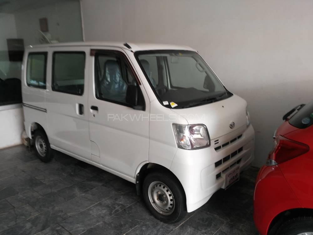 Daihatsu Hijet Cruise Turbo 2012 Image-1
