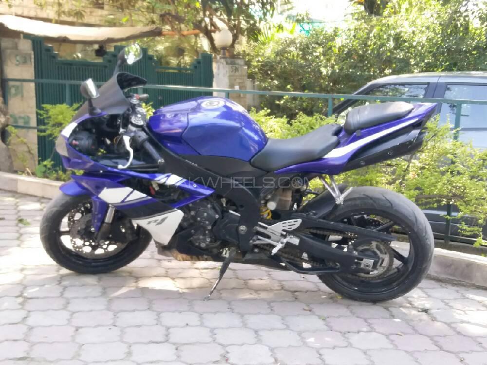 Yamaha  FJR1300A 2008 Image-1