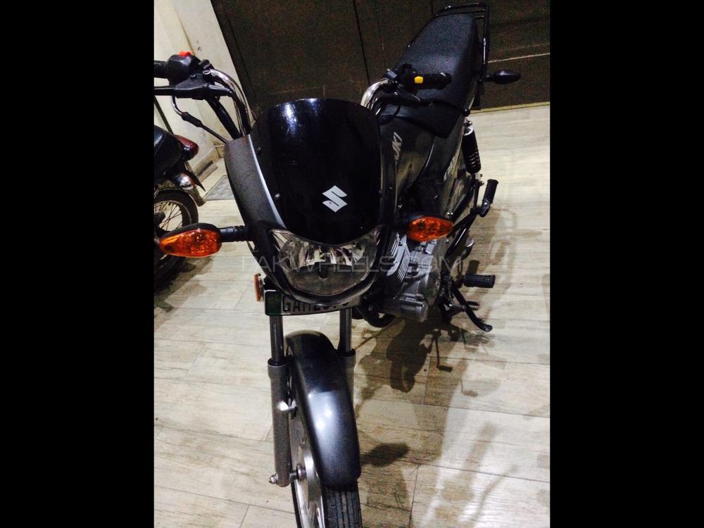 Suzuki GD 110S 2017 Image-1
