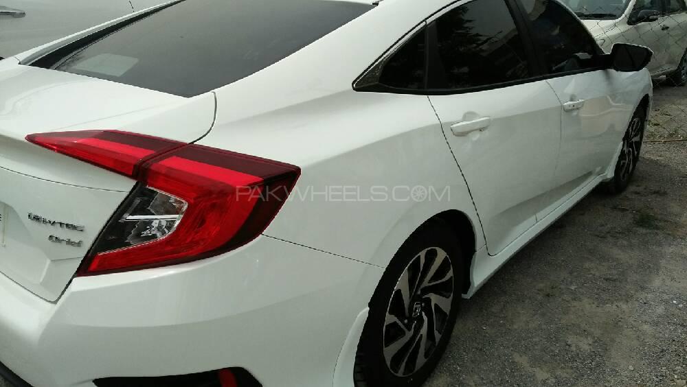 Honda Civic Oriel 1 8 I Vtec Cvt 2018 For Sale In Islamabad Pakwheels