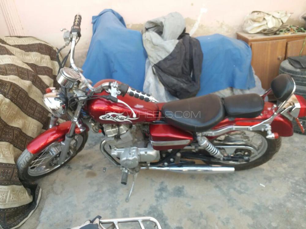 Honda Rebel 2008 Image-1