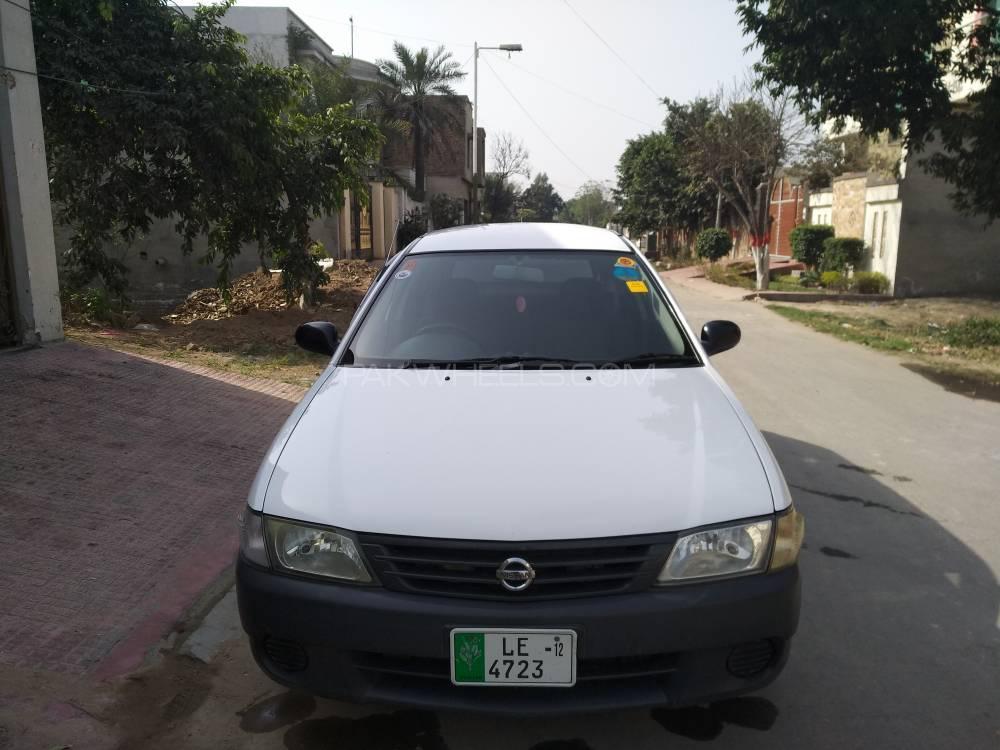 Nissan AD Van 2006 Image-1