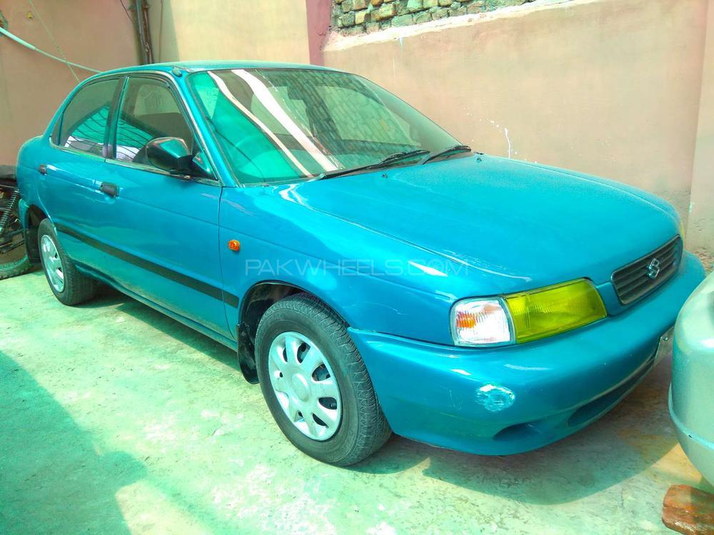 Suzuki Baleno 1998 Image-1