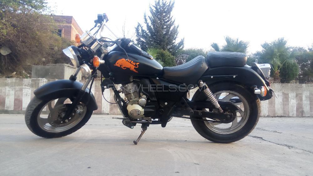 Chinese Bikes 125 2003 Image-1