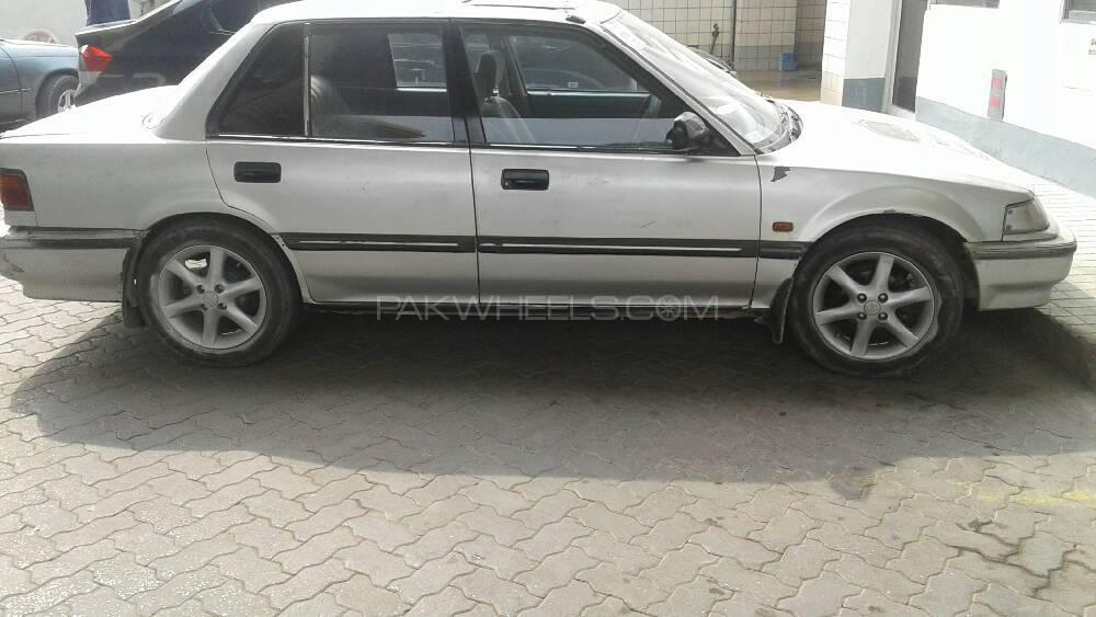 Honda Civic EXi 1989 Image-1