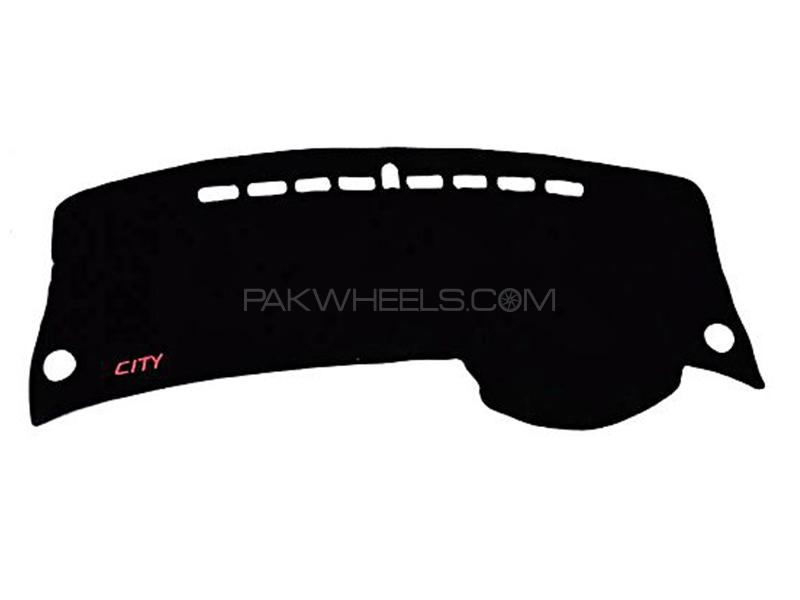 Dashboard Cover Carpet For Honda City - 2014 Image-1