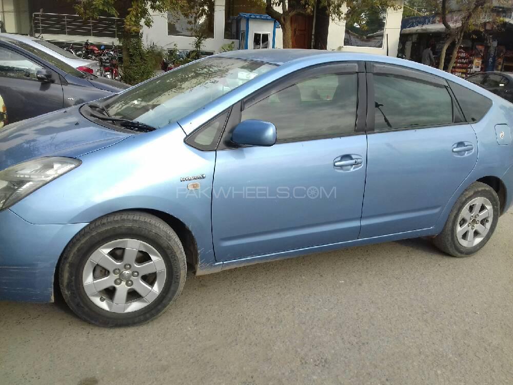 Toyota Prius G 1.5 2008 Image-1