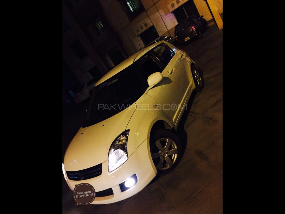 Suzuki Swift DLX Automatic 1.3 2016 Image-1