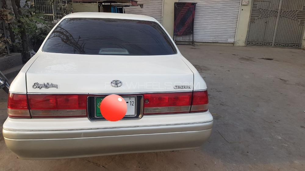 Toyota Crown 2006 Image-1