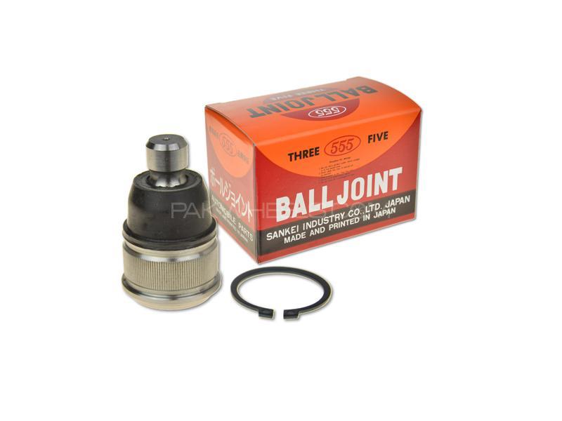 Honda City 2003-2006 IDSI Ball Joint 555 2pcs Image-1