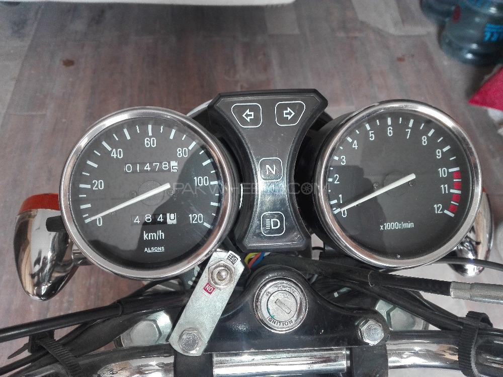 Suzuki GS 150 2017 Image-1