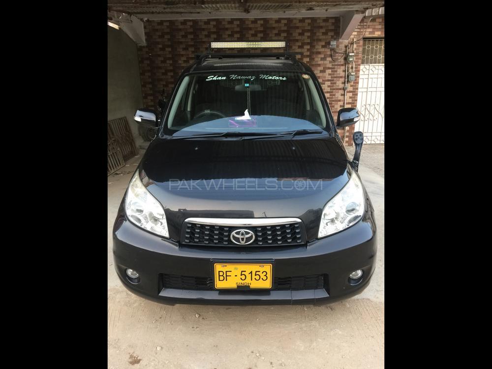 Toyota Rush 2009 Image-1