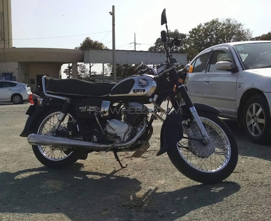 Honda Road Master  1978 Image-1