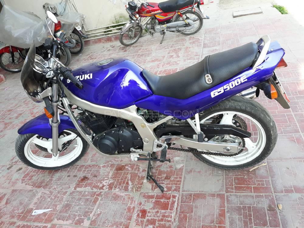 Suzuki GS500E 1993 Image-1