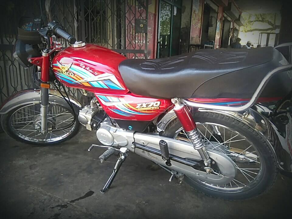 ZXMCO ZX 70 City Rider 2017 Image-1