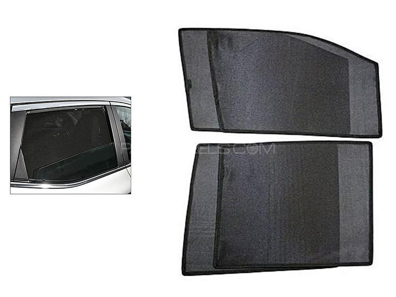 Car Sun Shades Set for Toyota Corolla 2000 Image-1