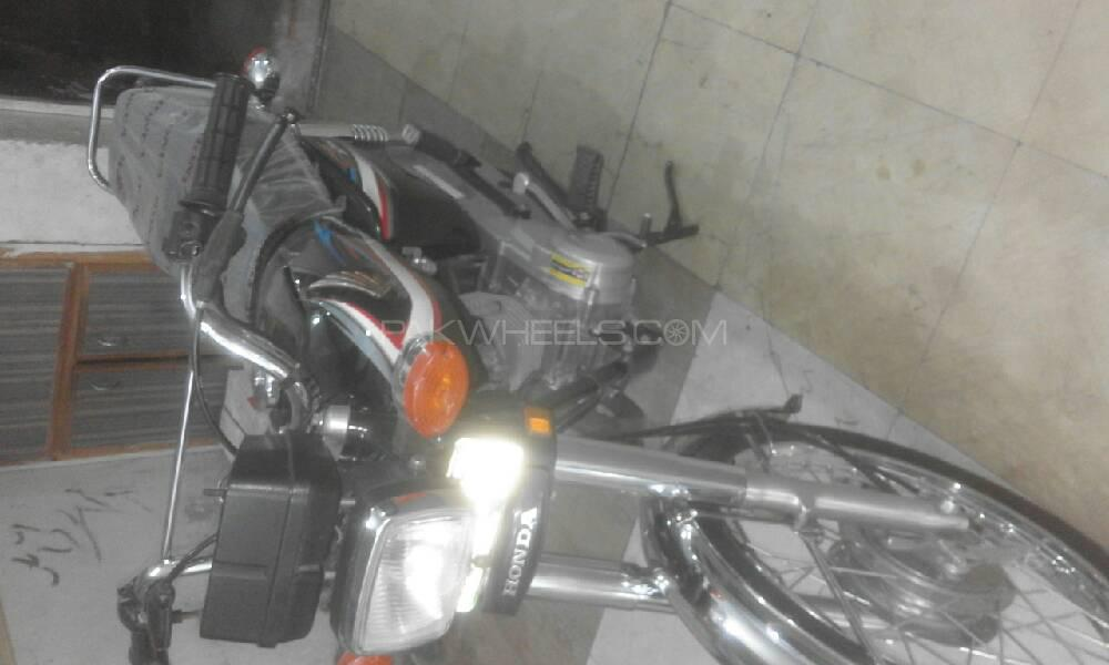 Honda CG 125 2015 Image-1