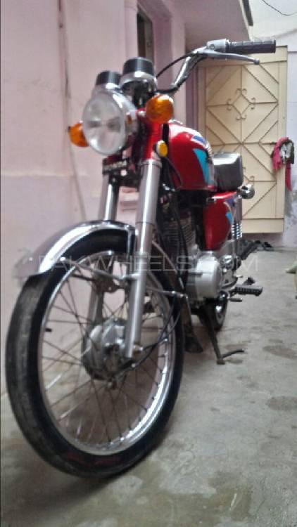Honda CG 125 1998 Image-1
