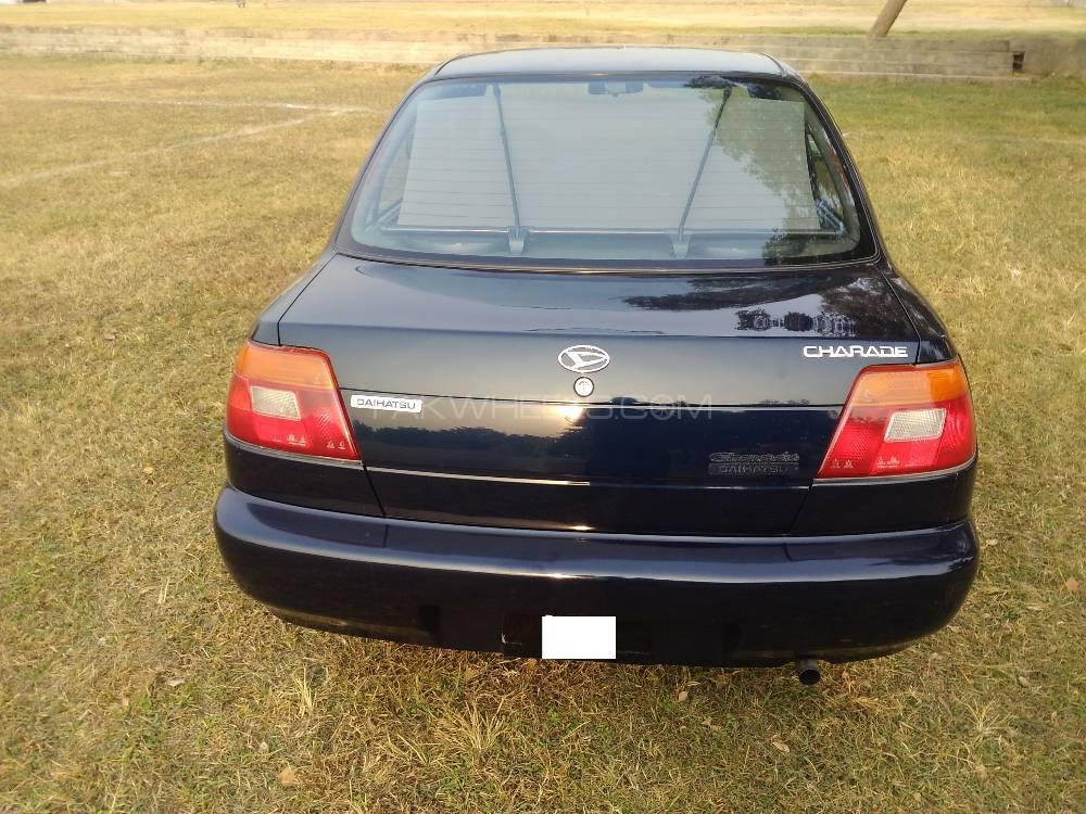 Daihatsu Charade G10 1996 Image-1