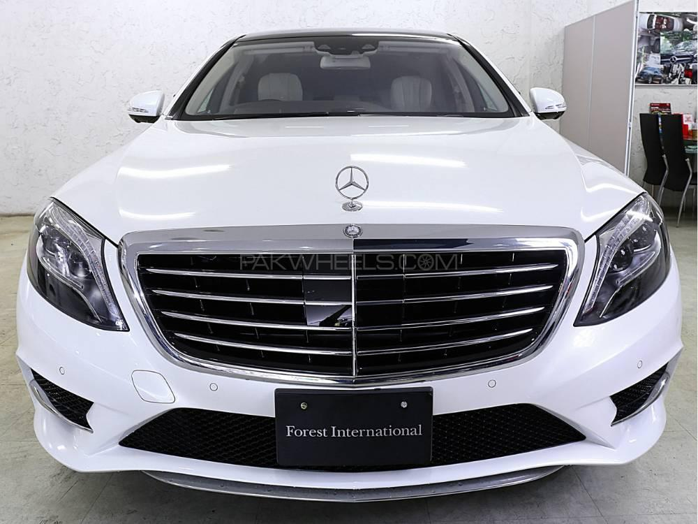 mercedes benz s class s400 hybrid 2015 for sale in lahore. Black Bedroom Furniture Sets. Home Design Ideas