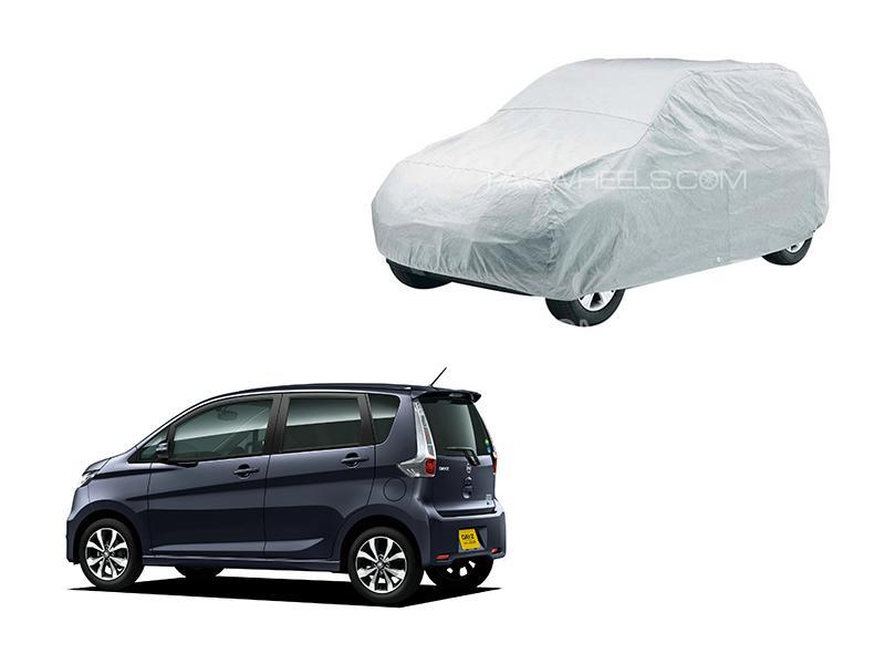 Parachute With PVC Coating Top Cover For Nissan Dayz Image-1