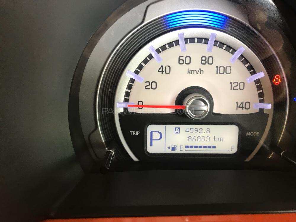 Suzuki Hustler X Turbo 2014 Image-1