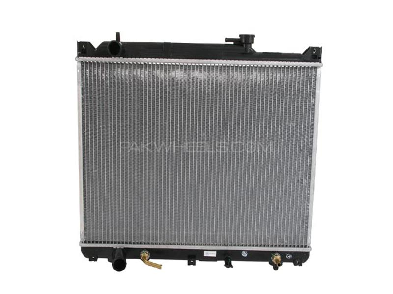 Honda Civic 2001-2004 Radiator Taiwan For Prosmatic Image-1