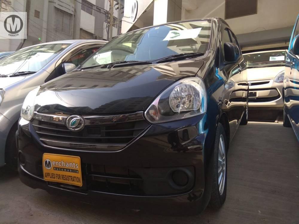 Daihatsu Mira es X SA 