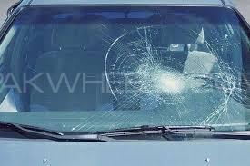wind screen windshield back screen door glass and quarter gl Image-1