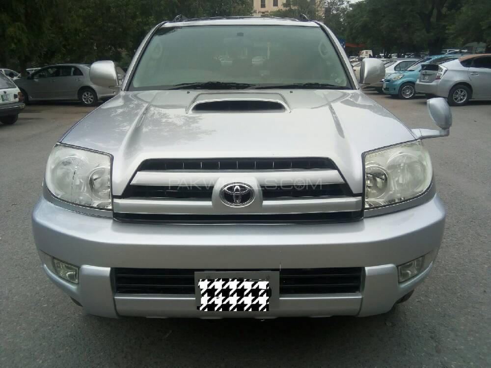 Toyota Surf 2004 Image-1