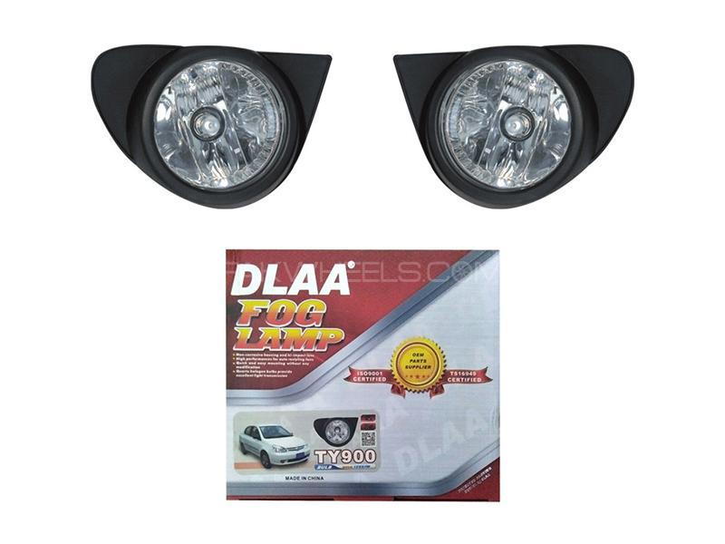 Toyota Platz DLAA Fog Lamp - TY900 in Karachi