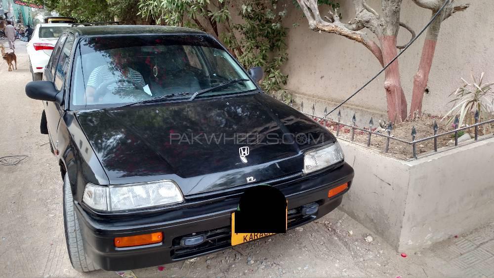 Honda Civic EX 1988 Image-1