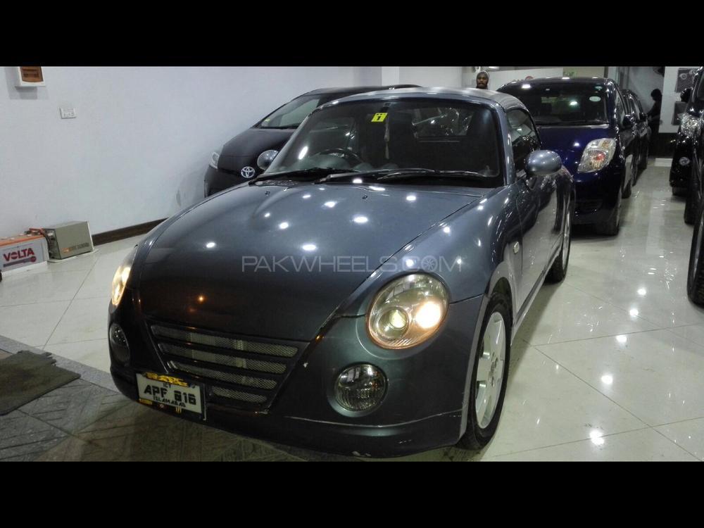 Daihatsu Copen Ultimate Edition S 2008 Image-1