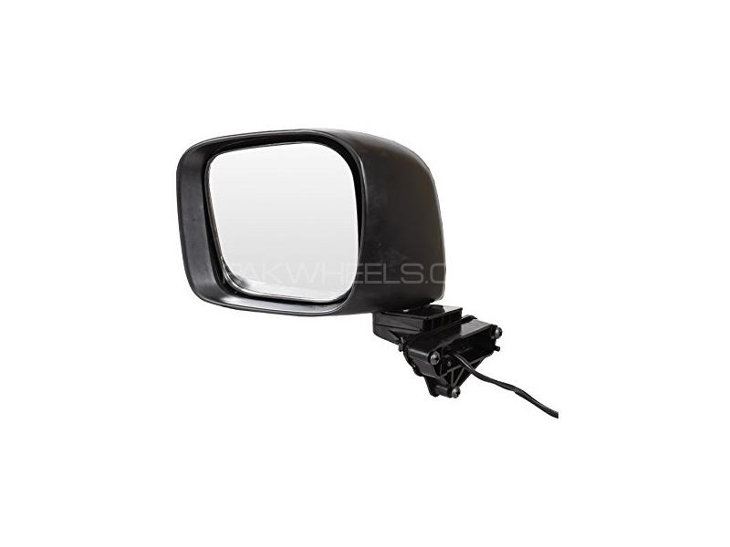 Toyota Vitz 2008 Side Mirror Without Light LH Image-1
