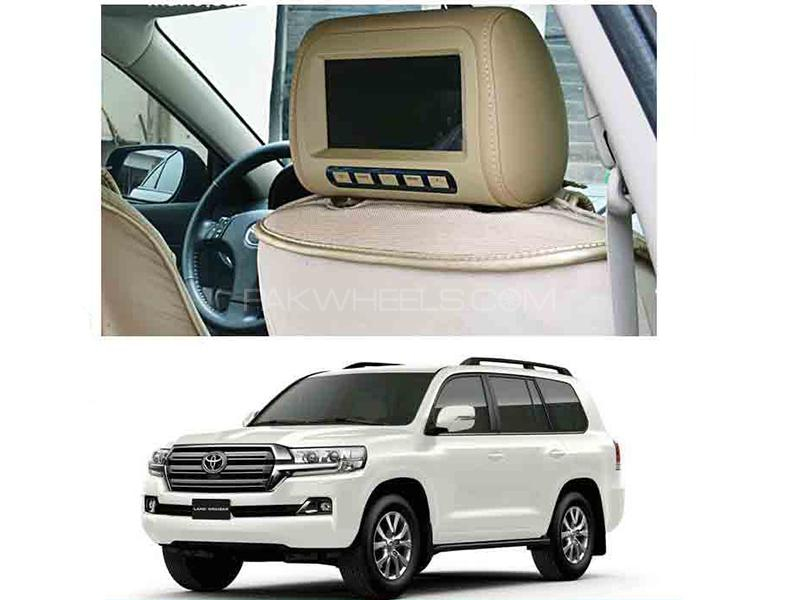 Car Headrest Monitor - Land Cruiser 2015-2018 in Karachi