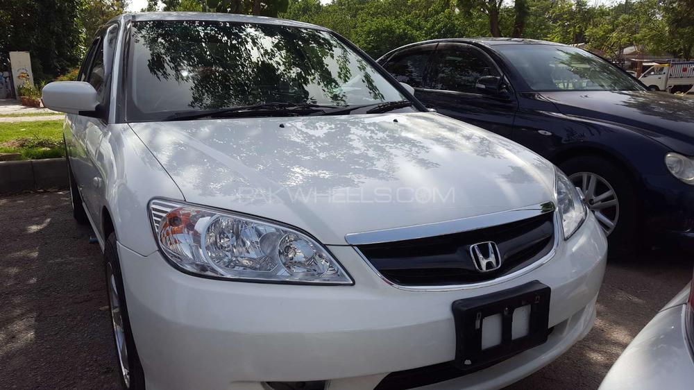 Honda Ferio 2003 Image-1