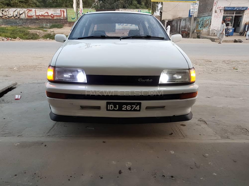Daihatsu Charade GT-XX 1990 Image-1