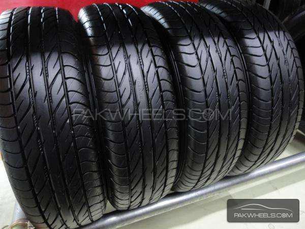 New Dunlop Tyre ,Bridgestone,Yokohama Japan Recondition Tyre for  Mehran,Cultus Alto,Coure,Hiroof etc
