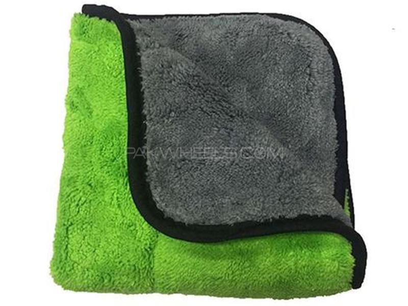 Micro Fiber Towel Double Sided Image-1