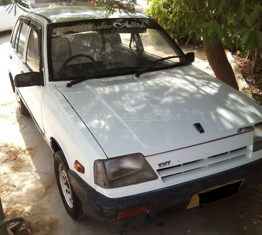 suzuki khyber 1991 for sale in karachi pakwheels rh pakwheels com Modified Suzuki Khyber Modified Suzuki Khyber