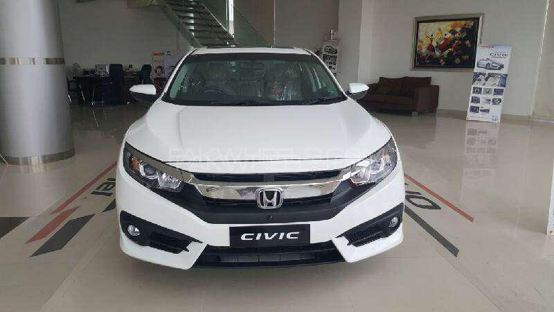 Honda Civic 2018 Image-1