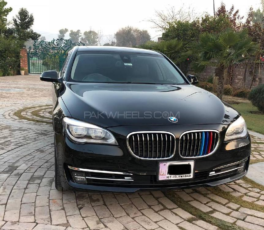 BMW 7 Series 740i 2013 For Sale In Islamabad