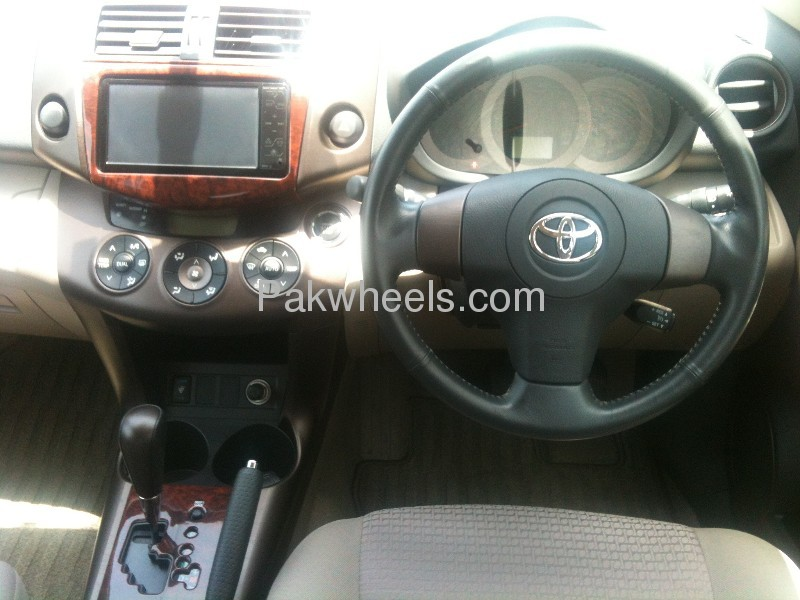 Toyota Vanguard S G PACKAGE 2008 Image-6