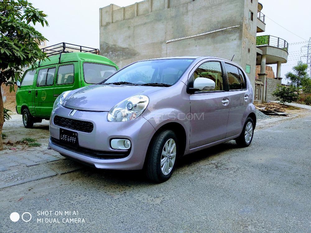 Toyota Passo 2014 Image-1