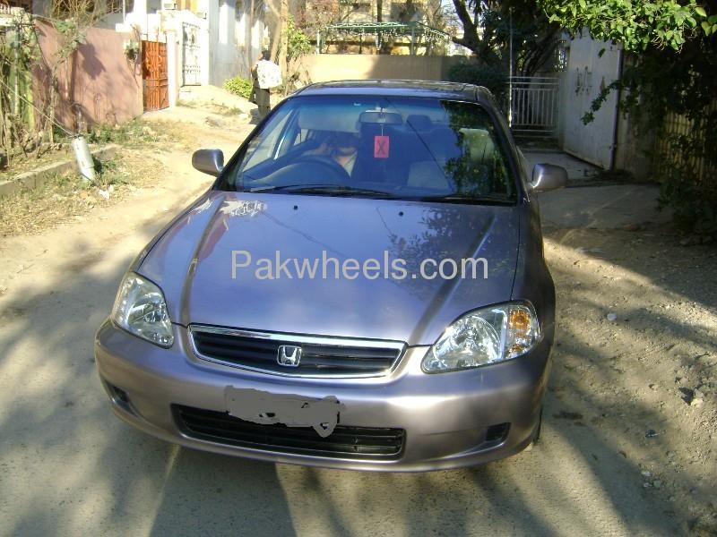 Honda Civic 2000 Image-1