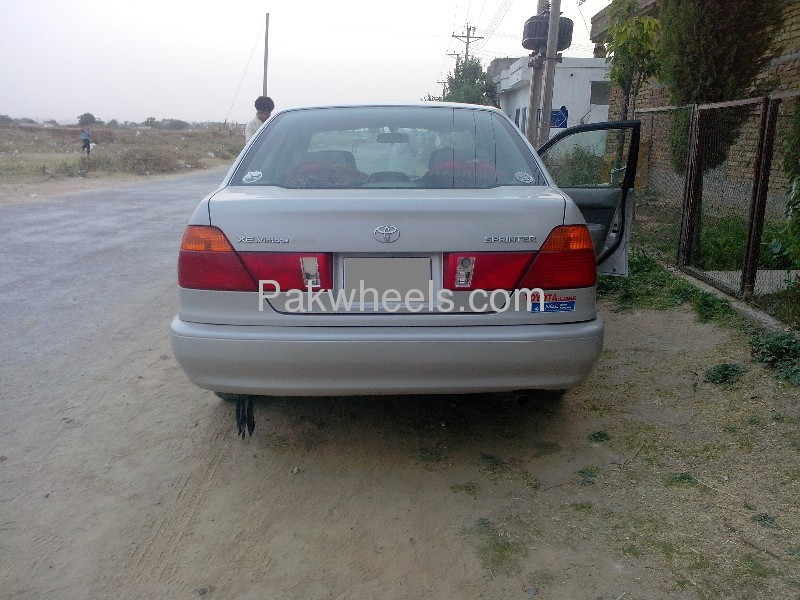 Used Toyota Sprinter 1998 Car for sale in Islamabad - 613749 ...