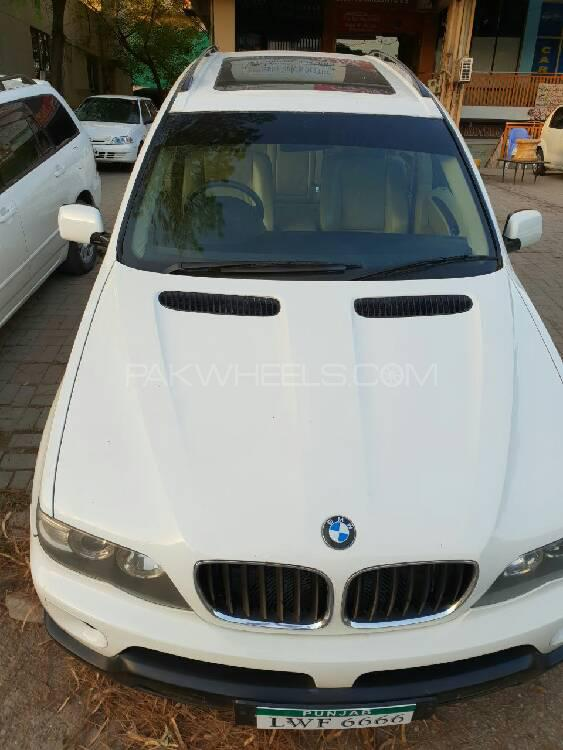 BMW X5 Series xDrive30d 2006 Image-1